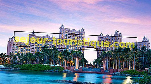 20 สถานที่ท่องเที่ยวที่ไม่ควรพลาดในบาฮามาส