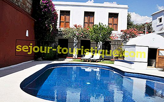9 Hotel Terbaik di Oaxaca, Meksiko