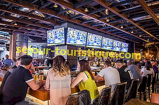 10 Bar Olahraga Terbaik Di Toronto
