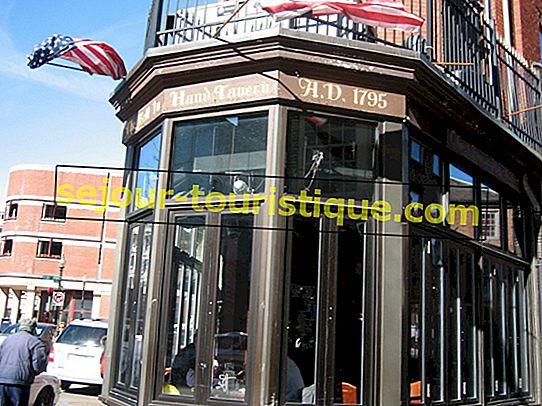 ボストンのダウンタウンのベスト10バー