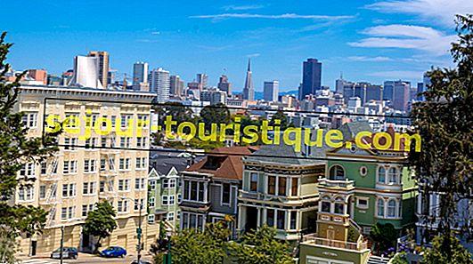 Sejarah Singkat Rumah Edwardian di San Francisco dan Cara Menemukannya