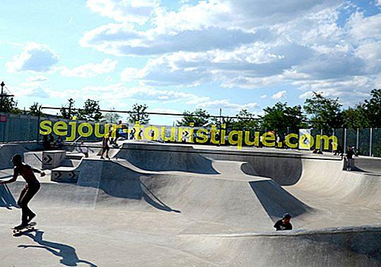 10 Skatepark Terbaik di Kota New York