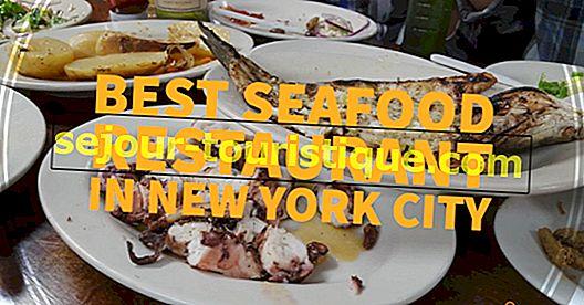 Restoran Makanan Laut Terbaik di Kota New York