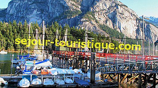 Die 10 besten Sehenswürdigkeiten und Aktivitäten in Squamish, British Columbia
