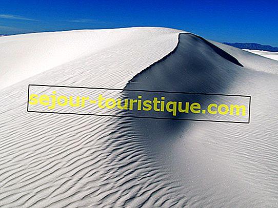 Les 16 déserts les plus spectaculaires du monde