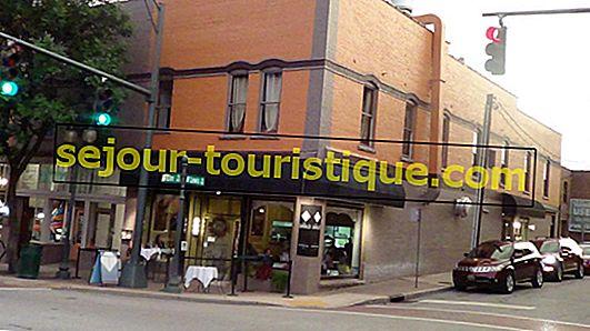 10 สุดยอดร้านอาหารใน Mooresville, North Carolina