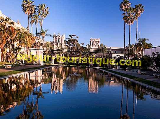 10 Hal Terbaik untuk Dilakukan dan Lihat di Pusat Kota San Diego