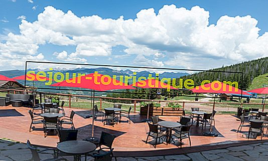 10 Restoran Terbaik Di Vail, Colorado