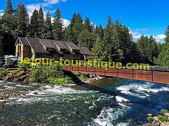 10 Sumber Air Panas Paling Santai di Oregon