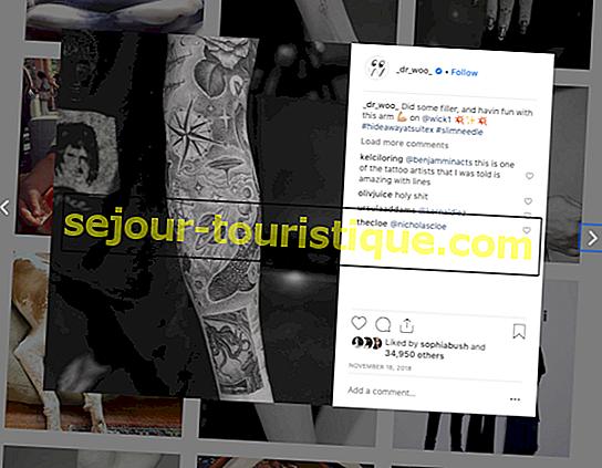 10 Seniman Tato Oregon untuk Diikuti di Instagram