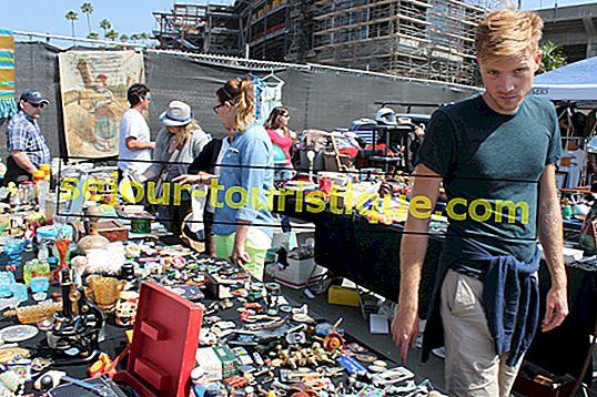 Hướng dẫn về chợ trời Los Angeles