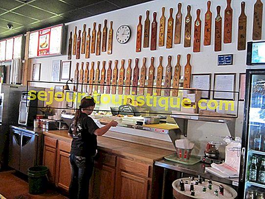 10 nhà hàng địa phương tốt nhất ở Lexington, Kentucky