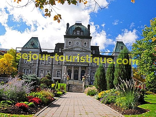 10 Restoran Terbaik di Sherbrooke, Québec