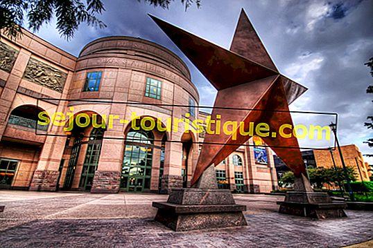 Les meilleurs musées à Austin, Texas