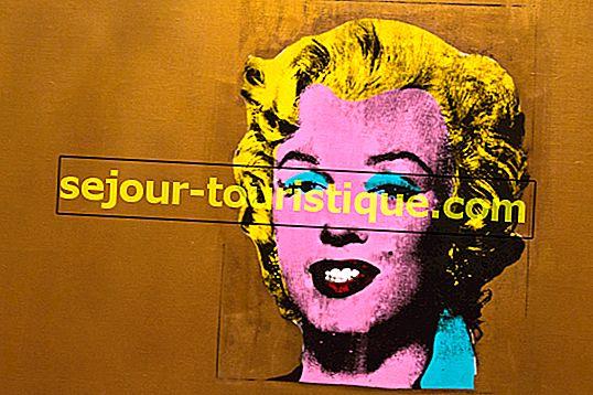 Andy Warhol และอิทธิพลศิลปะของเขา
