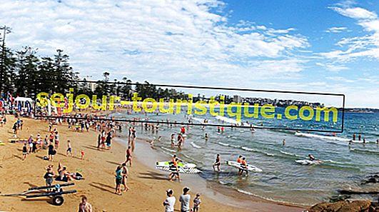 Top 10 dingen om te zien en te doen in Manly Beach, Sydney