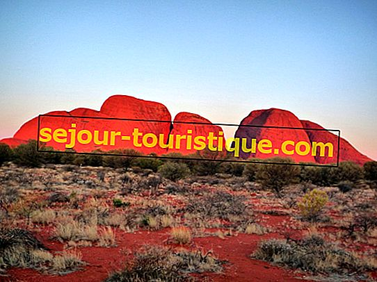 11 Phong cảnh đáng kinh ngạc ở Úc