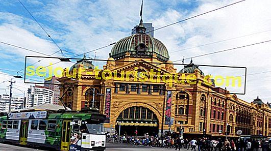 12 Hal yang Tidak Anda Ketahui tentang Stasiun Flinders Street, Melbourne