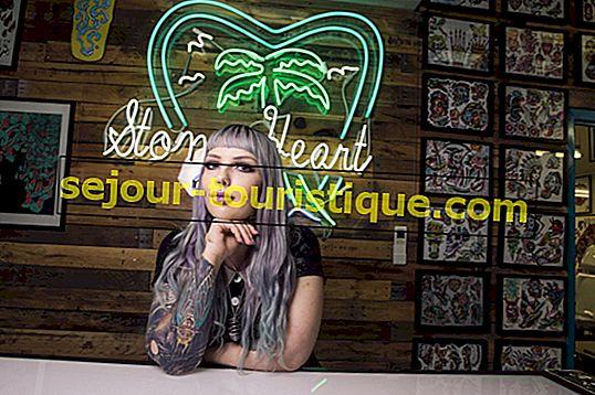 Les meilleurs salons de tatouage à Sydney, Australie
