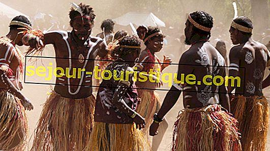 11 Fakta Tentang Upacara Aborigin Australia