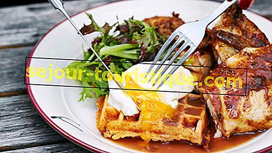 Les meilleurs endroits pour le brunch et le petit-déjeuner du CBD de Melbourne