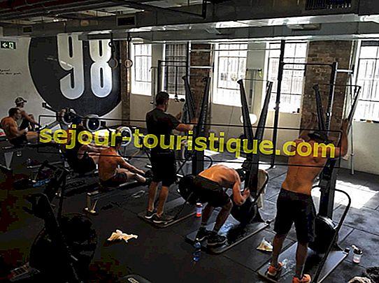 10 Gyms Terbaik di Sydney, Australia