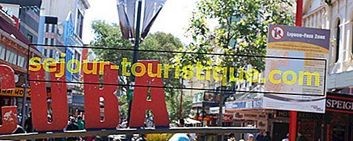 สถานที่กินที่ดีที่สุดในคิวบาเซนต์เวลลิงตัน