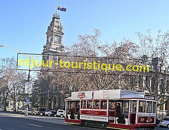 10 สุดยอดสถานที่ท่องเที่ยวและกิจกรรมในเบนดิโก้ประเทศออสเตรเลีย