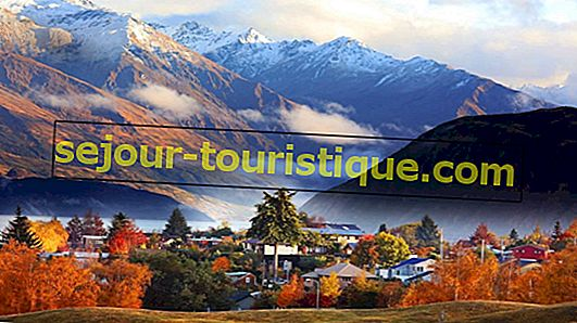 15 Tempat Terindah untuk Dikunjungi di Selandia Baru