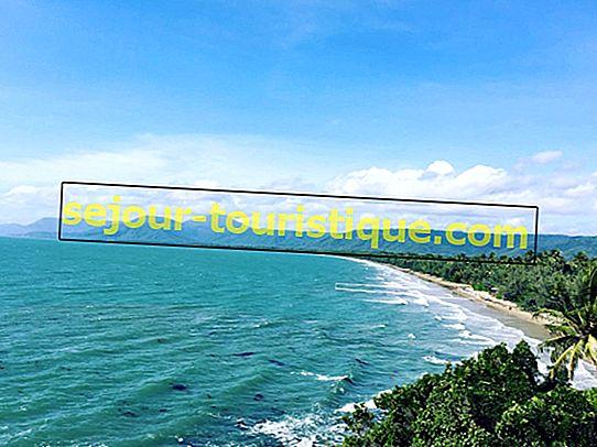 5 bãi biển đẹp nhất ở Port Douglas, Australia