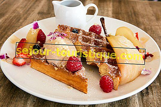 10 điểm ăn trưa ngon nhất ở Perth, Úc