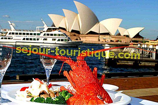 Die 10 besten Restaurants in den Felsen, Sydney