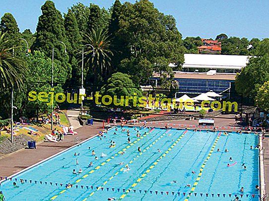 Les 10 meilleures piscines publiques à Melbourne, Australie