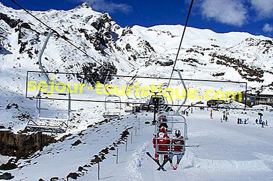 10 Resor Ski Selandia Baru Terbaik