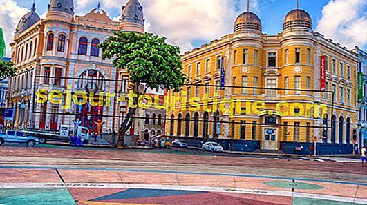 Die Top 10 Dinge zu sehen und zu tun in Recife, Brasilien