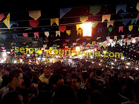 10 Hal Yang Perlu Diketahui Tentang Festa Junina di Brasil