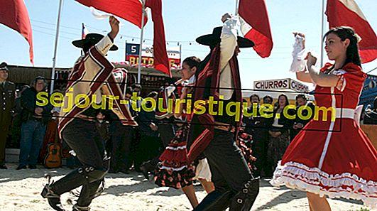 Giới thiệu về trang phục truyền thống Chile