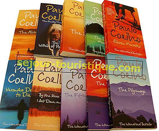 10 หนังสือที่ดีที่สุดโดย Paulo Coelho คุณต้องอ่าน