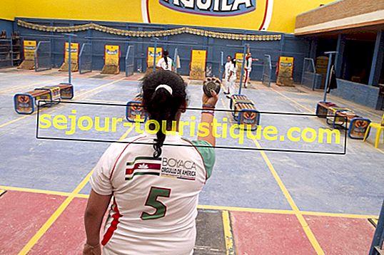 Tejo: Kolumbiens Nationalsport