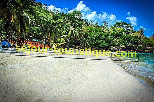Cara Mencapai Isla de Providencia di Kolombia