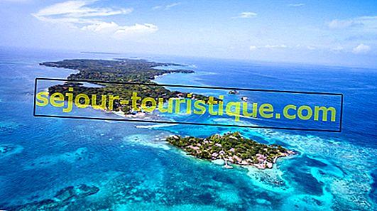 15 raisons pour lesquelles vous devriez visiter les îles Rosario au moins une fois dans votre vie