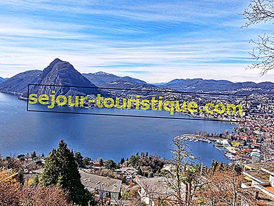 Die Top 10 Aktivitäten in Lugano, Schweiz